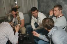 Кальян, сигара, сигарета - а я не курю